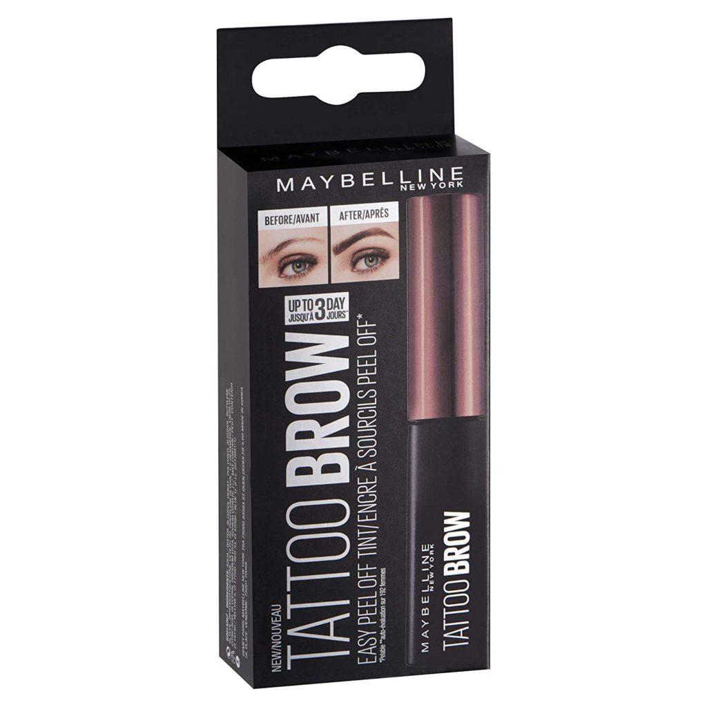 Maybelline Long-Lasting Eyebrow Gel